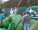 Smontaggio pallone 2006